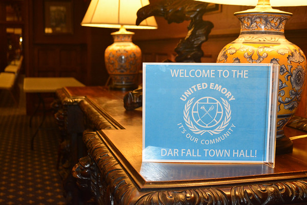 DAR Town Hall | Miller-Ward Alumni House | 11.22.2016