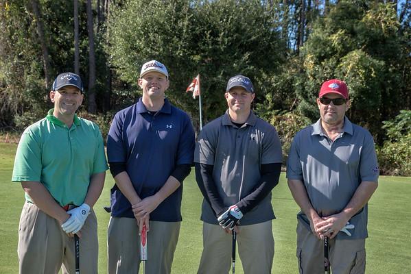 DAU  Golf Tournament Dec 2, 2016