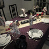table is set....where is the Craig Reiter family?