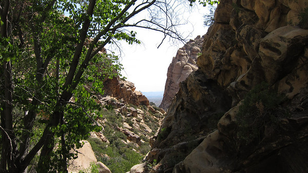 OAK PEAK RED ROCK CANYON 05 30 2011