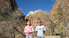There we were, spending Thanksgiving at our favorite place, Zion National park.