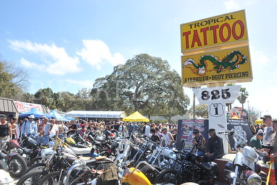 2016 WILLIES BIKE SHOW