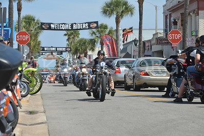 2019 MAIN STREET ACTION, DAYTONA BIKEWEEK