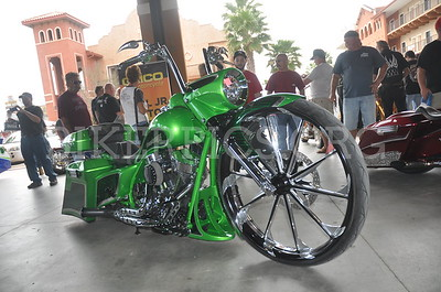 BAGGERS FROM BIKEWEEK, 2015