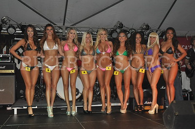 BOOT HILL BIKINI CONTEST, BIKEWEEK 2015