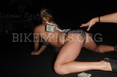 BOOTY SHAKIN' AT THE FULL MOON SALOON