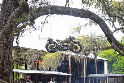 CYCLE SOURCE DAYTONA BIKEWEEK 2019 MOTORCYCE SHOW AT THE BROKEN SPOKE