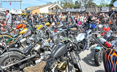 DAYTONA BIKEWEEK 2019, WILLIES TROPICAL TATTOO BIKE SHOW