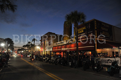DAYTONA BIKEWEEK 2020, A VIEW FROM MAIN STREET