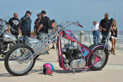THE 2019 BOARDWALK BIKE SHOW, DAYTONA BIKEWEEK