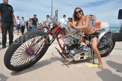 THE BOARDWALK BIKE SHOW FEATURING JACKIE, DAYTONA BIKEWEEK 2015