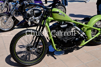 Daytona Boardwalk Bike Show Friday 2011