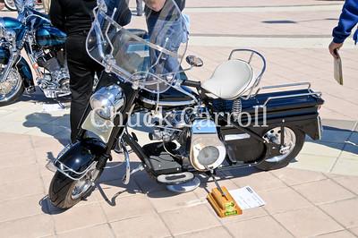 Daytona Boardwalk Bike Show Friday 2011