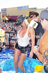 Wet T Shirt Contest Dayonna Bike Week - Thursday March 5,  2009