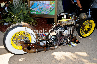 Daytona Bike Week Saturday 2011  - Rat's Hole Bike Show