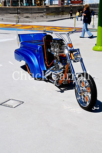 Daytona Bike Week Saturday 2011  - Rat's Hole Bike Show
