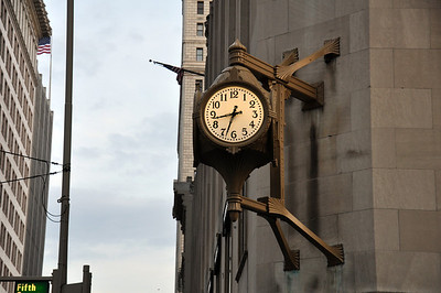 CREW TOWER CLOCK