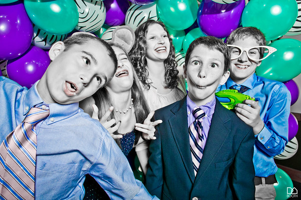 Bat mitzvah at MAC