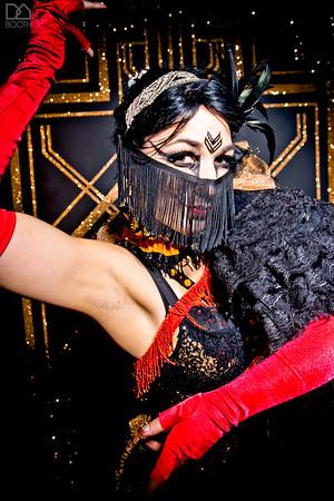 5th Annual Portland Masquerade Ball @ Branx