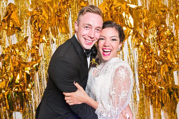 Amelia & Trevor Wedding