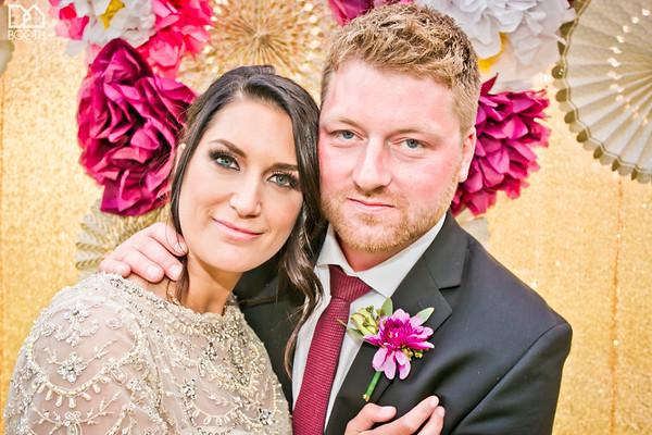 Arlin and Breanna Welch Wedding