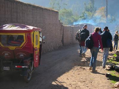NLC 2012 Peru: Huatata School