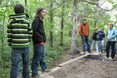 "MADISON, WISCONSIN: DiscoveryBound regional event hosted by the Madison University of Wisconsin Student Foundation Center for Middle and High School students. Friday - ""How to talk about Christian Science to non Christian Scientists""; Saturday - Ropes Course at Bethel Horizons; Sunday - Church/Sunday School, Soccer game & CS lecture on a Spritual Aproach to Health Care."