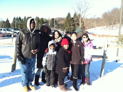 Snow Tubing (2)