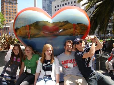 2007 SF Road Rally