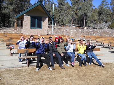 2012 Big Bear Winter Weekend