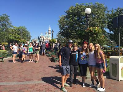 2015 Disney Teen Weekend - CA