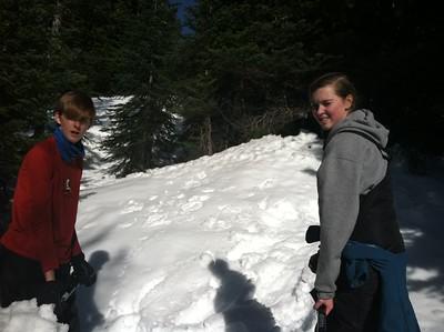 2015 Teen Winter Weekend Leavenworth WA