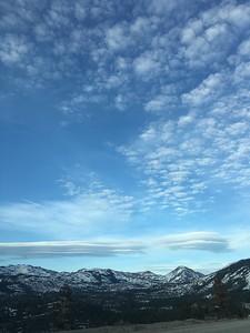 Tahoe Teen Winter Weekend 2017