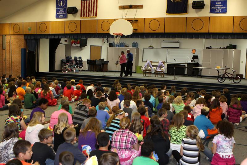 Daisy Brook - 6/4/2013 Honors Assembly