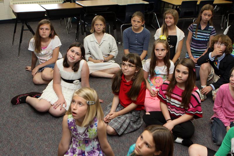 Daisy Brook - 5/23/2013 Cheryl Ross' Student Choir