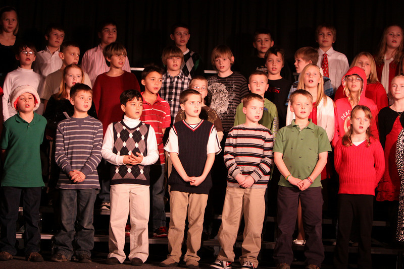 12/7/2010 - Daisy Brook Christmas Concert