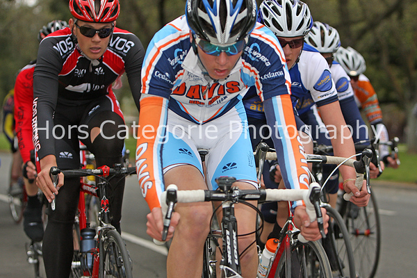 2009 Land Park Criterium - Juniors