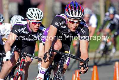 3489 - Yahoo! Cycling Team's Tyler Dibble leads teammate Dirk Copeland