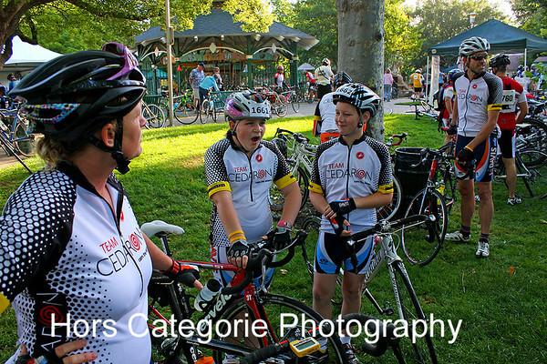 2011 Davis LiveStrong Challenge - Team Cedaron