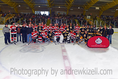 Brockville Winter Classic Game Day - Boston Bruins Alumni vs Canadian Tire All Stars 2017