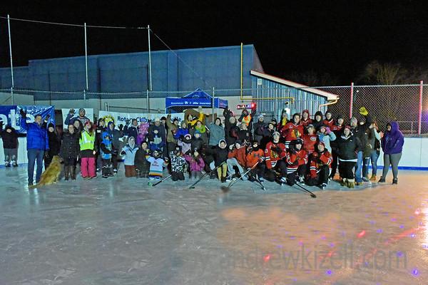 Brockville Winter Classic Snowball Skateathon 2017