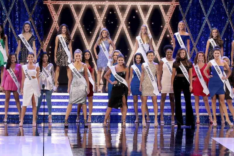 2019 Miss America 1st Night Preliminaries
