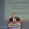 Atlantic City, NJ Arena Football Press Conference