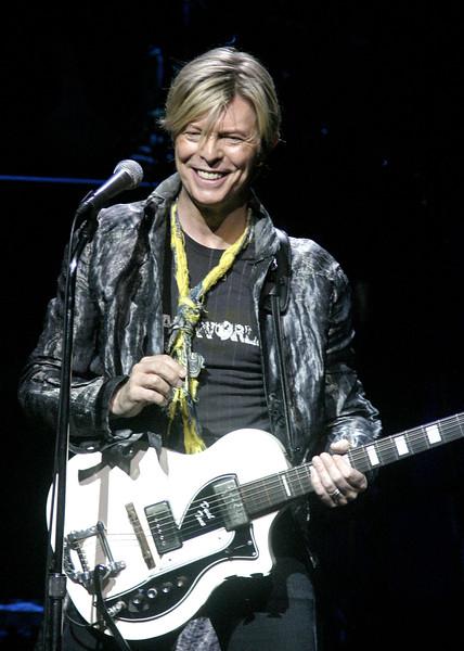David Bowie <br /> by<br /> Donald B. Kravitz