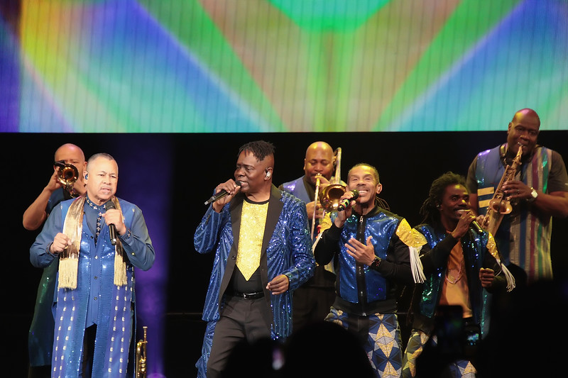 Earth, Wind And Fire In Concert