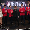 Jersey Boys Announcement And Performance