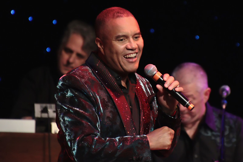 Little Anthony And The Imperials In Concert - Atlantic City