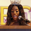 Miss America Attends The MBCA Annual Spring Scholarship Luncheon