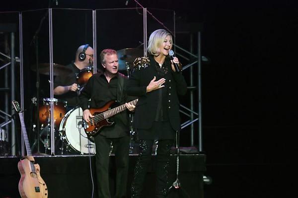 Olivia Newton-John In Concert - Atlantic City, New Jersey