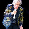 Rod Stewart Performs In Concert at Boardwalk Hall in Atlantic City, NJ